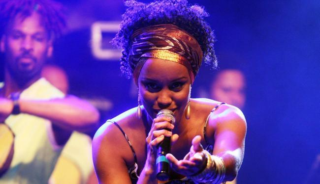 A cantora Nadjane de Souza foi convidada para fazer parte do projeto - Foto: Edgar de Souza   Divulgação