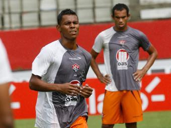 Carlinhos pode ser o titular contra o Criciúma - Foto: Gildo Lima   Ag. A TARDE