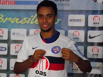 Romário, 20 anos, estava disputando a Copa Paulista pelo Audax-SP - Foto: Assessoria do Esporte Clube Bahia / Divulgação