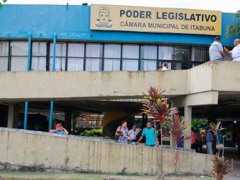 Câmara de Itabuna: vereadores na mira do MP - Foto: Joá Souza | Agência A TARDE