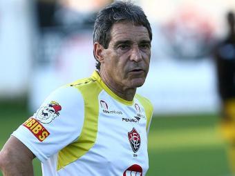 Treinador gostou do primeiro tempo do time contra o Guaratinguetá - Foto: Fernando Amorim/ Ag. A Tarde