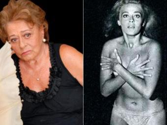Atriz foi uma das mais belas do cinema nacional nos anos 60 - Foto: Divulgação