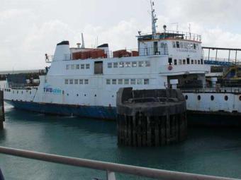 Seis ferries vão operar durante esse feriadão - Foto: Joá Souza | Ag. A TARDE