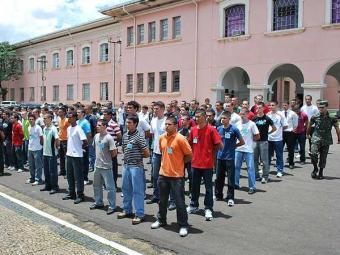 Inscrições para concurso da Escola de Cadetes termina nesta terça - Foto: Forças Armadas | Divulgação
