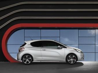 Peugeot apresenta 208 GTi - Foto: Divulgação