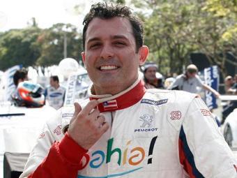Piloto baiano espera um melhor desempenho na sua quarta prova na categoria - Foto: LUCIO TAVORA| AG. A TARDE