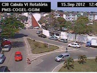 Trânsito livre na região do Cabula - Foto: Divulgação | Transalvador