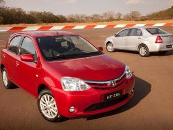 Toyota lança Etios hatch e sedã - Foto: Divulgação Toyota