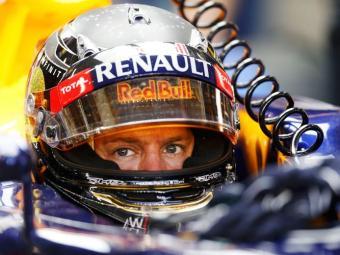 Vettel liderou o primeiro treino em Singapura - Foto: Edgar Su/Reuters