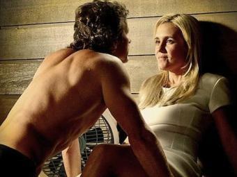 O malandro vai desmascarar a vilã Carminha na trama - Foto: Reprodução   TV Globo