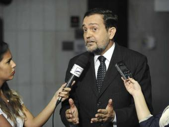 Líder do PT no Senado, Walter Pinheiro (BA), lembrou da pressão dos prefeitos sobre a discussão do F - Foto: Fabio Rodrigues Pozzebom   Agência Brasil