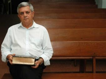 Pastor Djalma, da Igreja Batista Nazareth, critica o interesse econômico exacerbado - Foto: Walter Carvalho | Arquivo | Ag. A TARDE