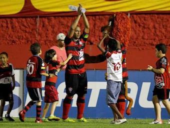 Capitão rubro-negro se recupera de lesão muscular e fica à disposição para pegar o Avaí - Foto: Eduardo Martins   Agência A TARDE