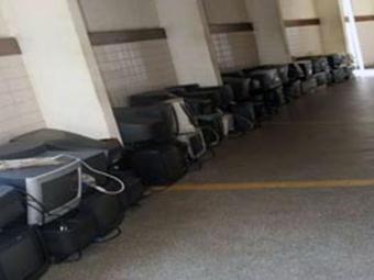 Os equipamentos apreendidos serão periciados pelo Departamento de Polícia Técnica - Foto: Divulgação | Polícia Civil