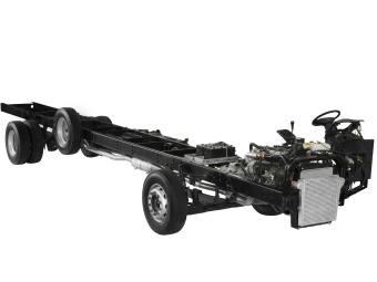 MA 17.0 tem a maior capacidade de carga já feita pela Agrale - Foto: Divulgação Agrale