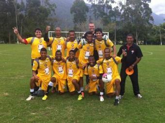 Ainmado rachão marca encerramento da preparação do Vitória para jogo com o Avaí - Foto: Esporte Clube Vitória   Divulgação
