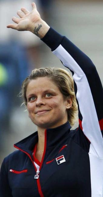 Tenista belga dá adeus ao tênis - Foto: Jessica Rinaldi | Agência Reuters