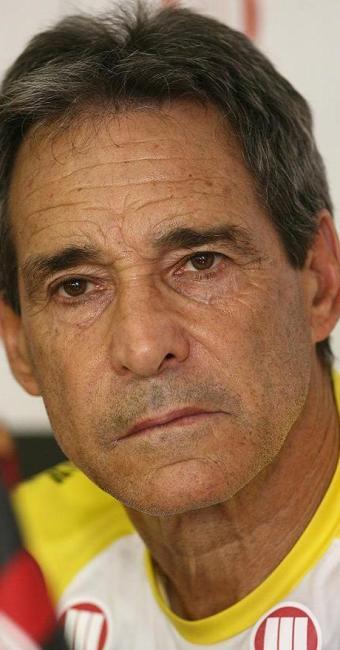 Carpegiani já previa queda de rendimento, mas quer acabar com sequência de empates - Foto: Marco Aurélio Martins | Ag. A Tarde
