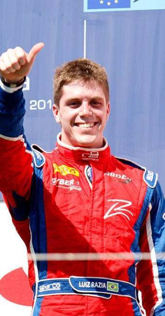Destaque na GP-2 deste ano, piloto baiano poderá disputar a F-1 na temporada 2013 - Foto: Daniel Kalisz | GP-2