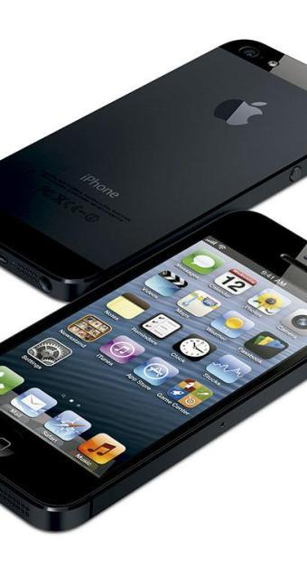 Além de ser mais leve e mais fino que o antecessor, Iphone 5 também tem tela de 4 polegadas - Foto: Agência Efe