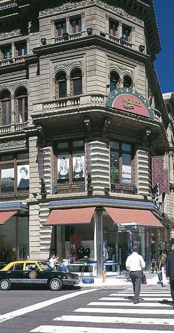 Galeria Pacífico, em Buenos Aires - Foto: Ente de Turismo de Buenos Aires | Divulgação