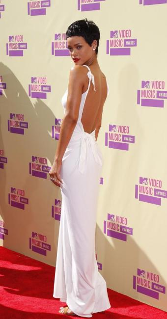 Com seis indicações,, Rihanna aparece como a grande favoritas aos prêmios do MTV Europe Music Awards - Foto: Agência Reuters