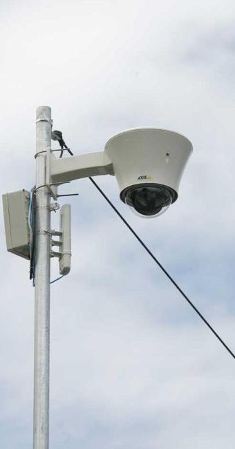 215 câmeras de vigilância serão adquiridas para monitorar bairros de Salvador - Foto: Fernando Vivas | Ag. A TARDE