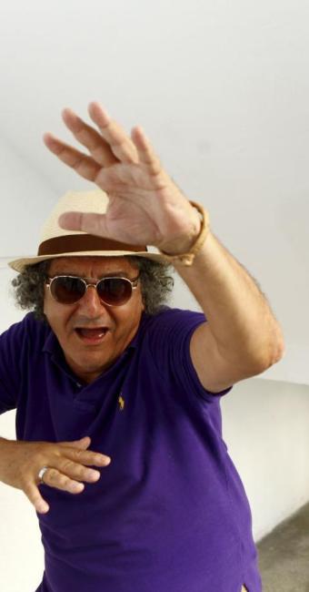 O escritor e poeta Jorge Salomão - Foto: Fernando Vivas| Ag. A TARDE
