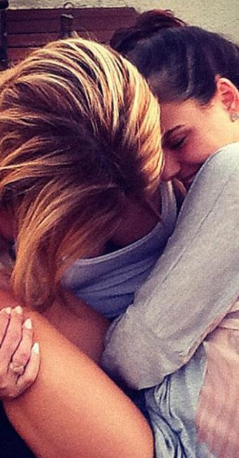 A atriz é muito apegada com a mãe e com a família - Foto: Reprodução   Instagram