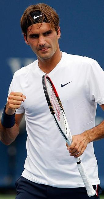 Tenista suiço tem folga de mais de 1,3 mil pontos para o 2º lugar, o sérvio Djokovic - Foto: John Sommers II / Agência Reuters