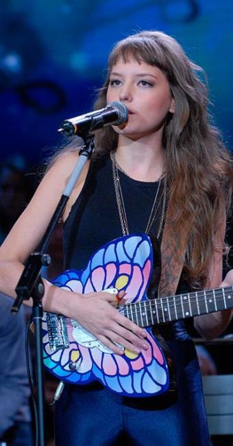 A cantora estará no Salvador Shopping a partir das 15h - Foto: Zé Paulo Cardeal | Divulgação | TV Globo