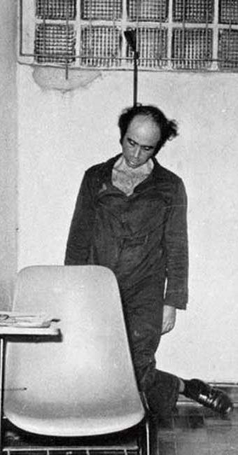 O atestado, emitido no período da ditadura, indicava que sua morte foi consequência de suicídio - Foto: Arquivo Editora Abril