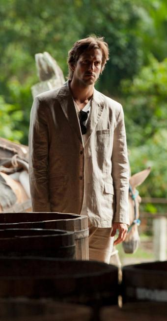 Vladimir Brichta interpreta Beto no filme A Coleção Invisível - Foto: Divulgação