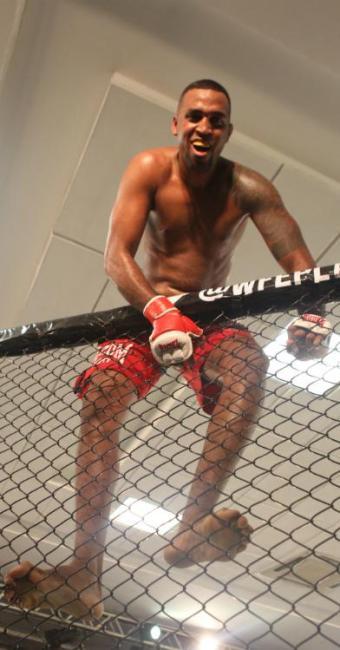 Lula muda de categoria e espera võos maiores no UFC - Foto: Lúcio Távora   Ag. A TARDE