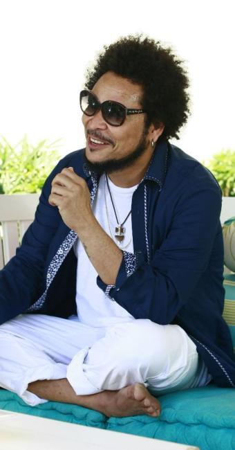 O cantor baiano Jau - Foto: Fernando Vivas| Ag. A TARDE