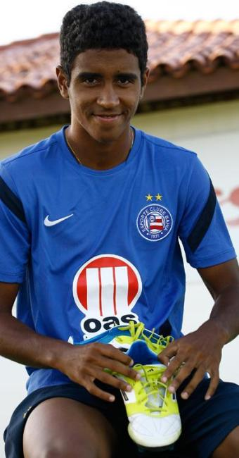 Gabriel era dúvida, mas conseguiu se recuperar e encara o Botafogo - Foto: Margarida Neide | Ag. A TARDE