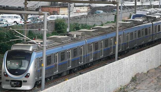 COL quer liberação do metrô devido a complexidade de tráfego no entorno da Arena Fonte Nova - Foto: Gildo Lima| Agência A TARDE