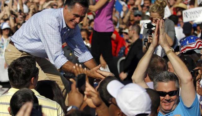 Candidato republicano à presidência dos Estados Unidos durante campanha - Foto: Brian Snyder | Agência Reuters
