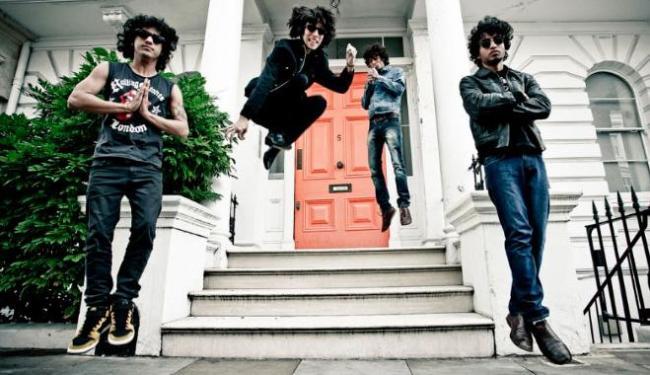 A banda Vivendo do Ócio concorre nas categorias Melhor Álbum e Melhor Música - Foto: Divulgação