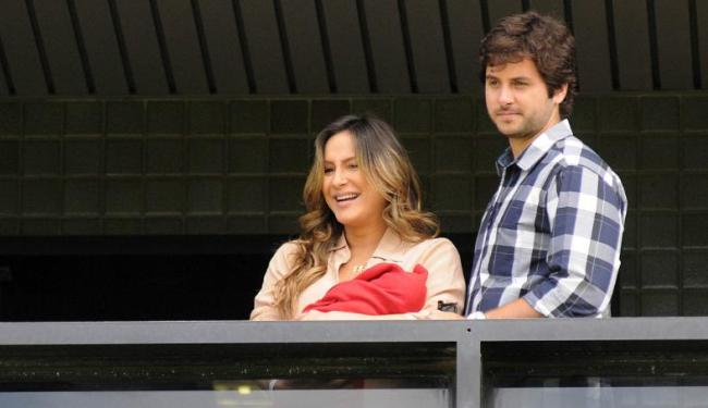 A cantora Claudia Leitte deu à luz ao pequeno Rafael em agosto deste ano - Foto: Angelo Pontes | Divulgação