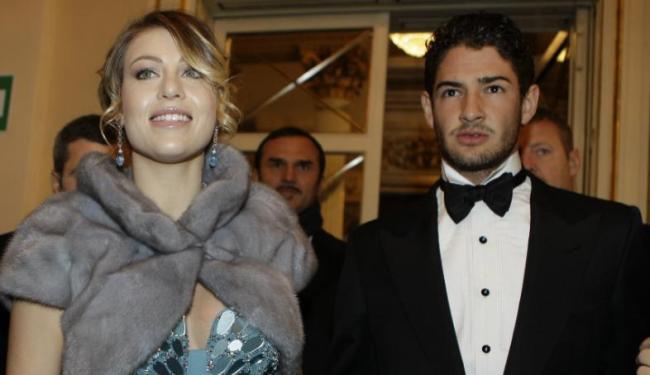 Segundo jornal italiano, Alexandre Pato e Barbara Berlusconi não estariam mais apaixonados - Foto: Luca Bruno | AP Photo