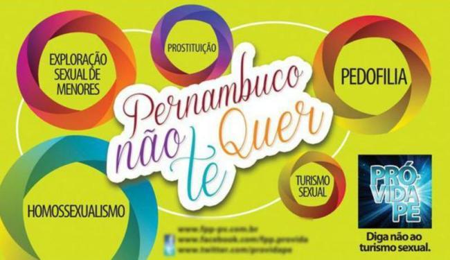 Anúncio homofóbico de ONG será investigado - Foto: Reprodução