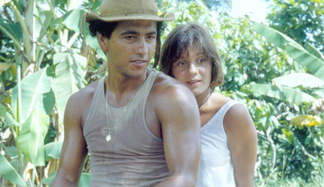 Marcos Palmeira e Adriana Esteves protagonizaram a trama - Foto: Cedoc | TV Globo
