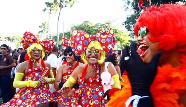 Clima festivo da Parada não diminui importância da militância pelo respeito à diversidade, dizem esp - Foto: Fernando Vivas   Agência A TARDE