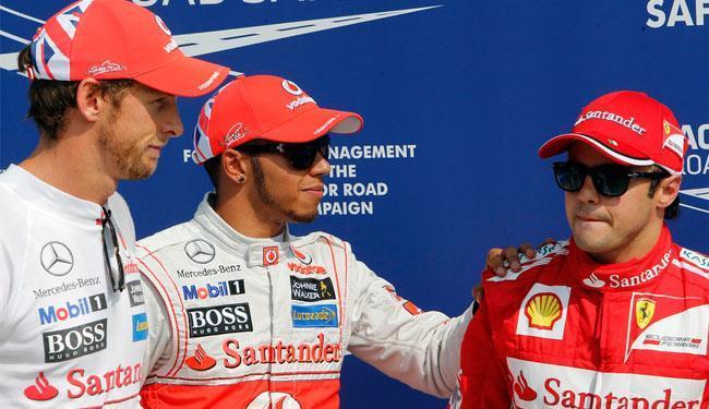 Pilotos largam bem no GP de Monza - Foto: Agência Reuters