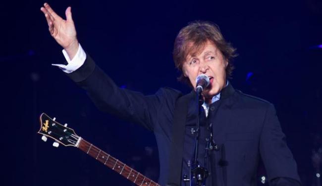 Ex-beatle Paul McCartney foi condecorado como oficial da Legião de Honra - Foto: Divulgação