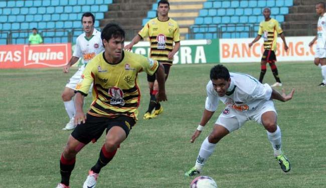 Com gol de Ken, Vitória fica no 1 a 1 com o Ipatinga e, líder, abre quatro pontos sobre o Criciúma - Foto: Sério Roberto | Agência Estado