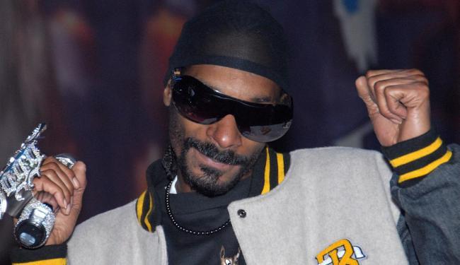 Rapper Snoop Dogg insiste que, por hora, tirou o