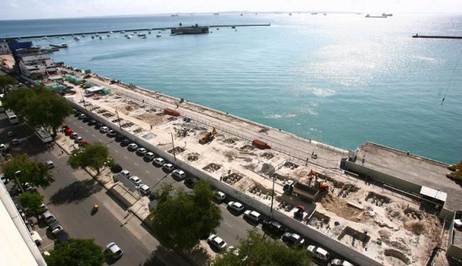 Novo circuito será nas ruas do comércio com a criação de um Afródromo - Foto: Raul Spinassé | Ag. A TARDE