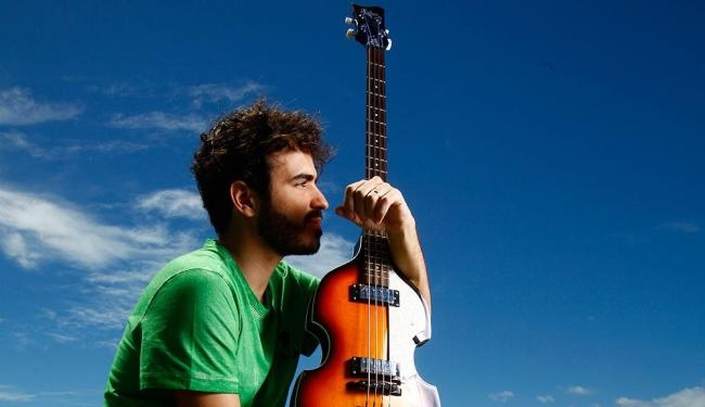 Músico e cantor Gabriel Povoas integra Mostra Sesc 2012 - Foto: Fernando Vivas | Ag. A TARDE